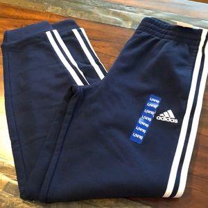 Adidas boys pants size L 14/16